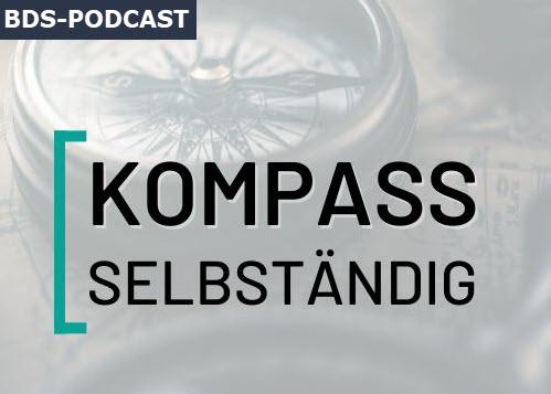 podcast kompass selbständig